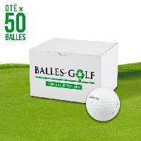 Golf TITLEIST Lot de 50 Balles de Golf Reconditionnees Titleist ProV1