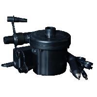 Gonfleur - Pompe - Accessoires BESTWAY Pompe a air Sidewinder - Bi-énergie 12V / 240V - 270L/h