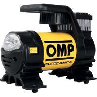 Gonfleurs et Pompes Compresseur gonfleur OMP 12V 8bars mano lampe led cordon 3m