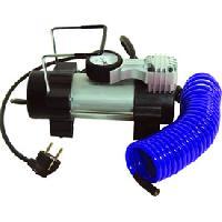 Gonfleurs et Pompes Compresseur gonfleur avec manometre 230V - ADNAuto