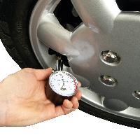Gonfleurs et Pompes Controleur de pression des pneus professional - ADNAuto