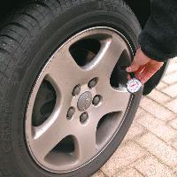 Gonfleurs et Pompes Controleur de pression des pneus version simple