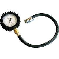 Gonfleurs et Pompes Manometre pression de roues - Analogique 0 a 10 bar