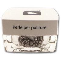 Goupillon - Accessoires Nettoyage Carafe - Bouteille Billes leonardo de nettoyage pour decanteur