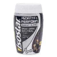 Gouter Minceur - Collation Minceur - Gateau Minceur ISOSTAR Poudre Hydrate et Perform Neutral - 400 g - Generique