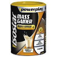Gouter Minceur - Collation Minceur - Gateau Minceur ISOSTAR Poudre Mass gainer saveur vanille - 950 g - Generique