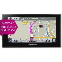 Gps Auto - Module - Boitier De Navigation Camper 660LMT D -6.1- Navigateur GPS Carte a vie 6.1