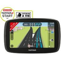 Gps Auto - Module - Boitier De Navigation GPS TOMTOM Start 50 Europe 23 - carto gratuite a vie -> Start 52 Europe 45