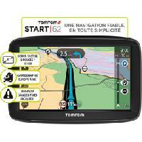 Gps Auto - Module - Boitier De Navigation GPS TOMTOM Start 62 Europe 45 - carto gratuite a vie