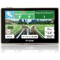 Gps Auto - Module - Boitier De Navigation Ulti E538 S GPS Europe Light Slim 5 Pouces Cartes a Vie