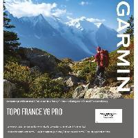 Gps GARMIN - TOPO France v6 PRO - France