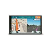 Gps GARMIN GPS Camper 770 - GPS Camping-Car avec Cartes. Trafic et Zones de danger a vie (LMT)