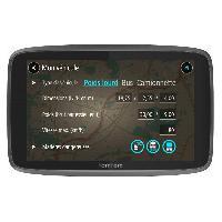 Gps GPS TOMTOM GO6200 Pro Europe 48 - poids lourds