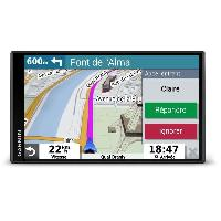 Gps Garmin DriveSmart? 55 LMT-D (EU) avec câble trafic inclus