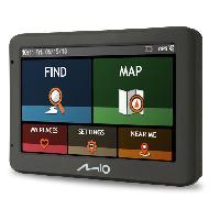 Gps MIO GPS 5 23 pays Classic 500
