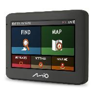 Gps Mio GPS 4.3 23 pays classic 400