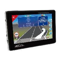 Gps TAKARA Navigateur GPS Ecran 5 - Carte a vie