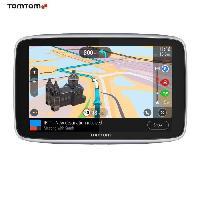 Gps TOM TOM Gps - GO PREMIUM 6 Pouces connecté cartographie Monde