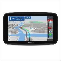 Gps TomTom GO Discover Monde 7'' - GPS auto 7 pouces HD. cartographie monde 183 pays. TomTom Traffic. services premium live