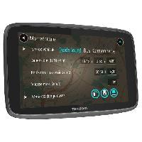 Gps TomTom GPS Poids Lourds ? GO PROFESSIONAL 520 (5 pouces) Cartographie Europe 48 et Trafic a vie Tom Tom