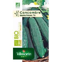 Graine - Semence Concombre Marketmore 76 bio
