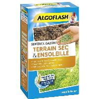 Graine - Semence Semences gazon terrain sec et ensoleille - 1 Kg