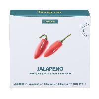 Graine - Semence TREGEN Kit piments Jalapeno - Pour potager d'interieur