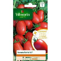 Graine - Semence VILMORIN Tomate Roma V.F Sachet de graines - Echantillon tomate Surya