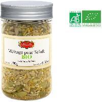 Graines - Arachides ERIC BUR Mélange pour Salade Bio - 190 g