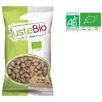 Graines - Arachides LA MAISON DES BISTROS NATURE Pistaches grillées salées bio - 100 g - Aucune