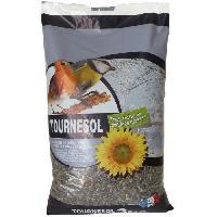 Graines Graines de tournesol - Pour oiseaux de la nature - 3kg