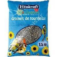Graines Graines de tournesol oiseaux - 1.5kg
