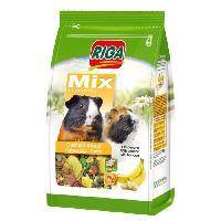 Graines Menu Mix - Banane - 900 g - Cochons d'inde