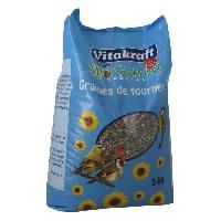 Graines VITAKRAFT Graines tournesol - Pour oiseaux du ciel - 5 kg