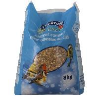 Graines VITAKRAFT Melange de graine - Pour oiseaux du ciel - 8 kg