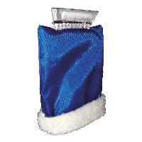 Grattes-givre et Anti-givre Grattoir a glace avec gant -Rainbow- - ADNAuto