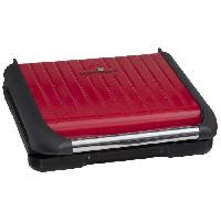 Grill Electrique GEORGE FOREMAN Grill Entertaining 25050-56 - 1850 W - Rouge