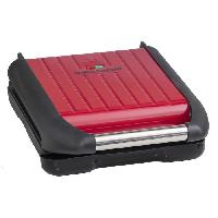 Grill Electrique GEORGE FOREMAN Grill Family 25030-56 - 1200 W - Rouge