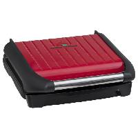 Grill Electrique GEORGE FOREMAN Grill Family 25040-56 - 1650 W - Rouge