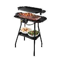 Grill Electrique RUSSELL HOBBS Classics 20950-56 Barbecue Plancha électrique sur pieds