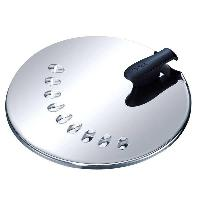Grille  - Couvercle Anti-projection TEFAL INGENIO Couvercle 2Antiprojection L9939822 20-28 cm blanc