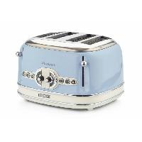 Grille-pain - Toaster 1563 Grille pain vintage - 4 fentes - Bleu