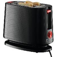 Grille-pain - Toaster BODUM 10709-01EURO-3 Bistro Grille-pain électrique double fente - 940 W - Noir