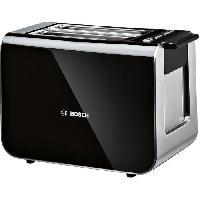Grille-pain - Toaster BOSCH TAT8613 Grille-pain Styline ? Noir