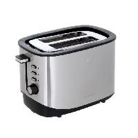 Grille-pain - Toaster CONTINENTAL EDISON CEGP2FIX Grille-pain - Inox