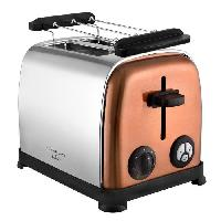 Grille-pain - Toaster Copper TKG TO 1050 CO Grille-pain - Inox