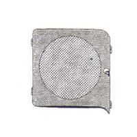 Grilles HP & Subs GRILLE HAUT-PARLEUR compatible avec VW GOLF 2 AP88 PORTE D130