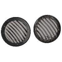 Grilles HP & Subs Grilles de haut-parleurs 130mm