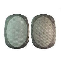 Grilles HP & Subs Grilles haut-parleur universelles ellipse 6x9