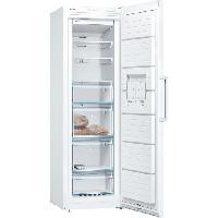 Gros Appareils Froid BOSCH GSN36VW3P - Congélateur armoire - 242 L - Froid no frost multiairflow - A++ - L 60 x H 186 cm - Blanc